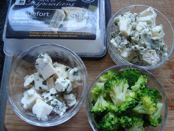Broccolisoep met Roquefort 6