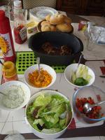 Hamburgerbroodje 3