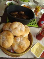 Hamburgerbroodje 5