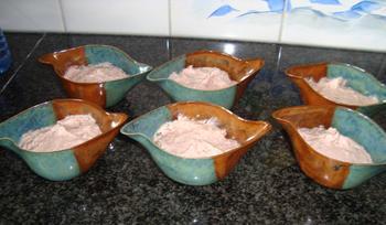 Hammousse met mozzarella 6