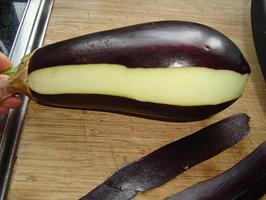 Imam bayildi of aubergine gevuld met gehakt 2