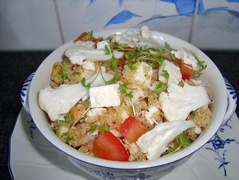 Koude quinoasalade met feta 10
