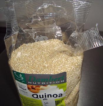 Koude quinoasalade met feta 2