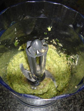 Lamskroontje met kruidenkorst en spruiten met spekjes 3