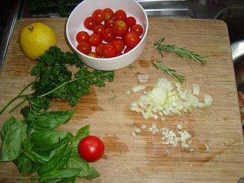 Ovenschotel met quinoa, ricotta en gerookte zalm 4