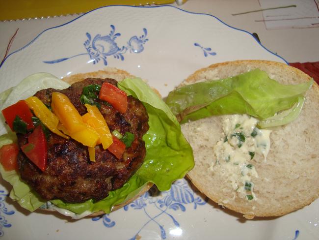 Hamburgerbroodje 1