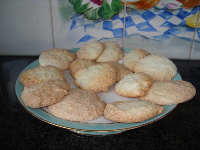 Kokoskoekjes in de thermomix 1