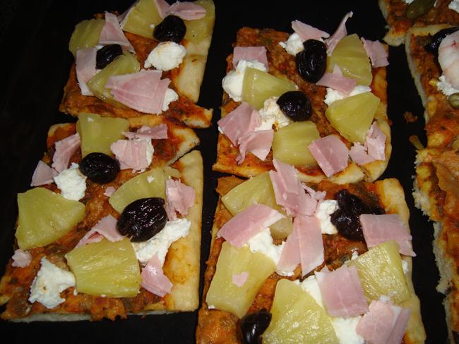 Pizza Hawaï 1