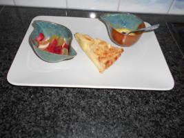 Appelschijfjesvlaai met pudding en rand van crumble 2