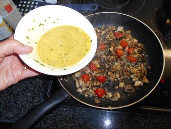 Champignon-omelet 3