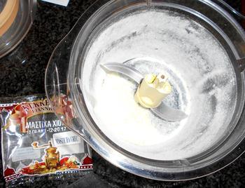 Cypriotische paasbroodjes met kaas: flaounes 2