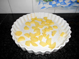 Frittata met asperges, paprika, aardappelen en feta 3