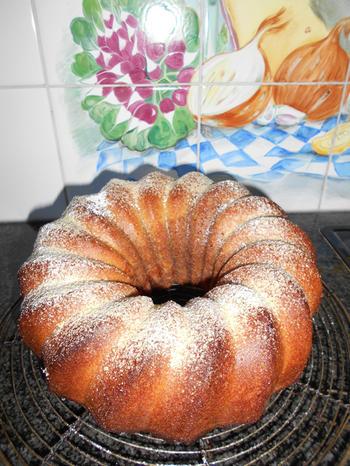 Gemarmerde cake 2