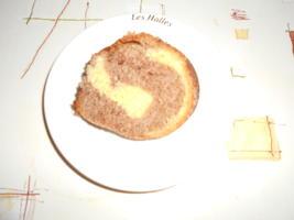 Gemarmerde cake 4