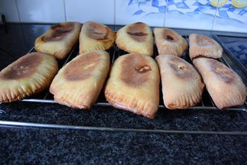 Gözleme of hartige, gevulde Turkse pannenkoeken. (Ik bakte ze in de oven) 10