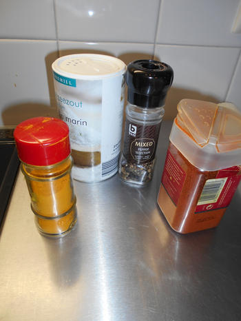 Kip met currypasta, bloemkool en prinsesboontjes 6