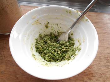 Lamskroontje met peterseliekorst en boerenkoolstamppot 3