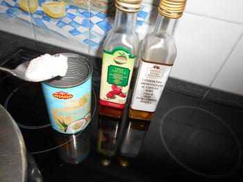 Oosterse bloemkoolsoep met witte bonen en kokosmelk 3