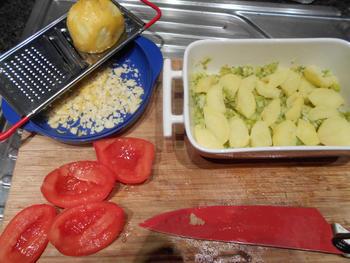 Kabeljauwfilet met krokante korst 2