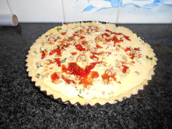 Quiche met savooikool 9