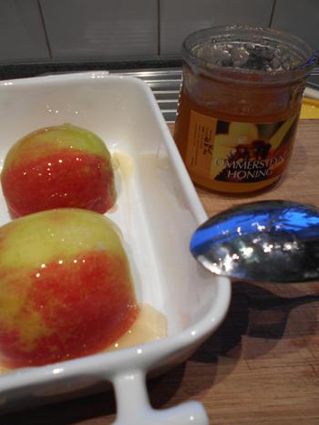 Varkenslever met ui en appel 3