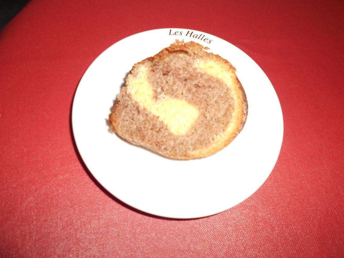 Gemarmerde cake 1