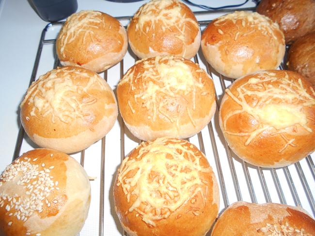 Kaasbroodjes 1