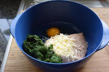 Cannelloni gevuld met gehakt en spinazie met tomatensaus 2