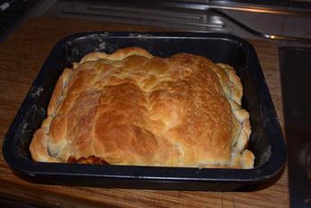 Hartige tarte tatin met witloof en appel 8