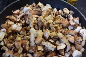 Hertekalfgebraad met boerenkoolstamppot en balsamicosaus 4
