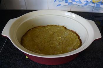 Ovenschotel met gehakt, tomatensaus en aardappelpuree 4