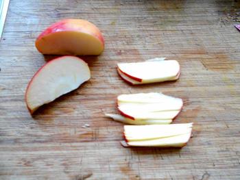 Pompoensoep met appel en kerrie 4
