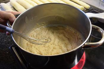 Bisque de homard met stukjes kreeft 8