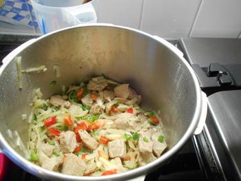 Goulash van kalfsvlees 4