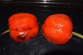 Heerlijke, roergebakken bloemkoolcouscous met paprika en spek 5