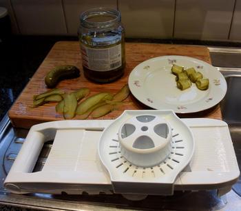 Koude Kingkrab met gerookte forel en avocadocrème 4