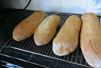 Mosselen met kruidenboter in de oven 4