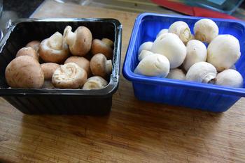 Roggevleugels met champignonroomsaus 3
