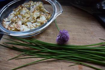 Thermomixrecept: bloemkoolsoep met courgette en mosterd 4