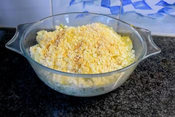 Vegetarische ovenschotel van aardappelen, savooikool en kaas 9