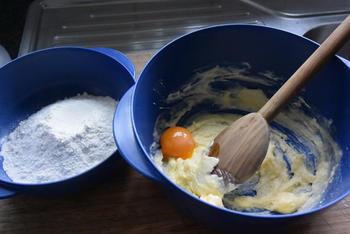 Zandkoekjes met chocolade 2