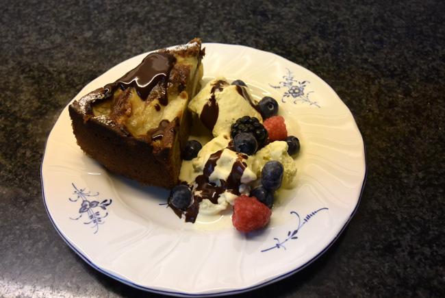 Chocoladecake met peren: recept van Ward 1