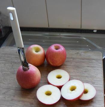 Bloedworst met appelschijven 2