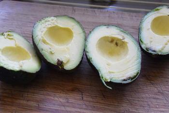 Hapje: koud avocadosoepje 2