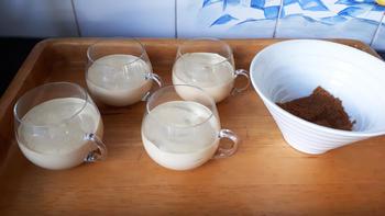 Mascarponecrème met speculaas in een glaasje 2