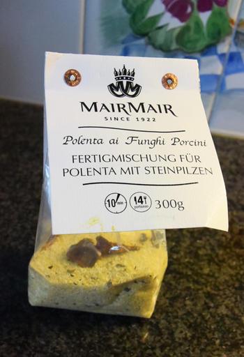 Rivierkreeftstaartjes met polenta en asperges 5
