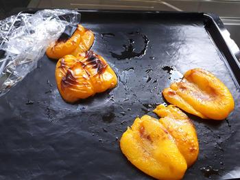 Tortiglione met gele paprikapesto en kipfilet 4