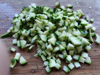 Vlugge, vegetarische bouillonsoep 5