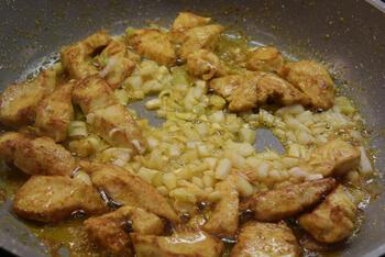Chinese kool met kipfilet en rijst 7