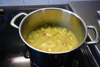 Eenvoudige currysaus 5